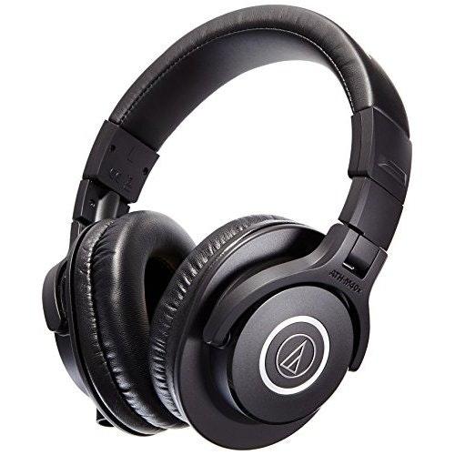 Audio Technica ATH-M40x DJ-Kopfhörer für Studio: Amazon.de: Musikinstrumente