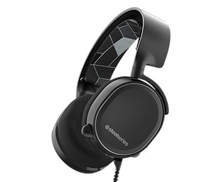 Arctis 3 - Gaming headset with 7.1 Surround Sound, Ski-goggle comfort headband,