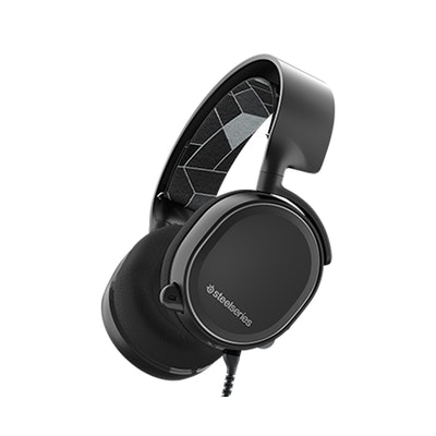 Arctis 3 - Gaming headset with 7.1 Surround Sound, Ski-goggle comfort headband,