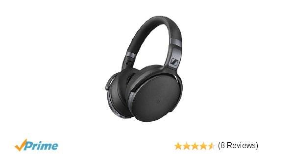 Amazon.com: Sennheiser HD 4.50 Bluetooth Wireless Headphones with Active Noise C