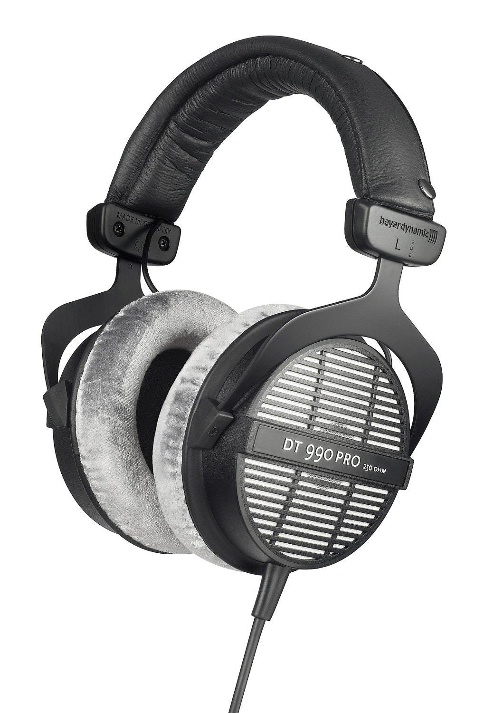 beyerdynamic DT 990 PRO: Open headphone for critical listening