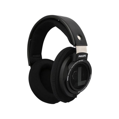 Philips SHP9500S Over-Ear Headphone Exclusive - Black-Newegg.com