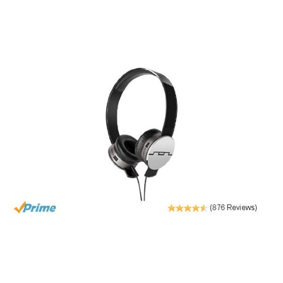 Amazon.com: SOL REPUBLIC Tracks HD On-Ear Headphones (Black): Electronics