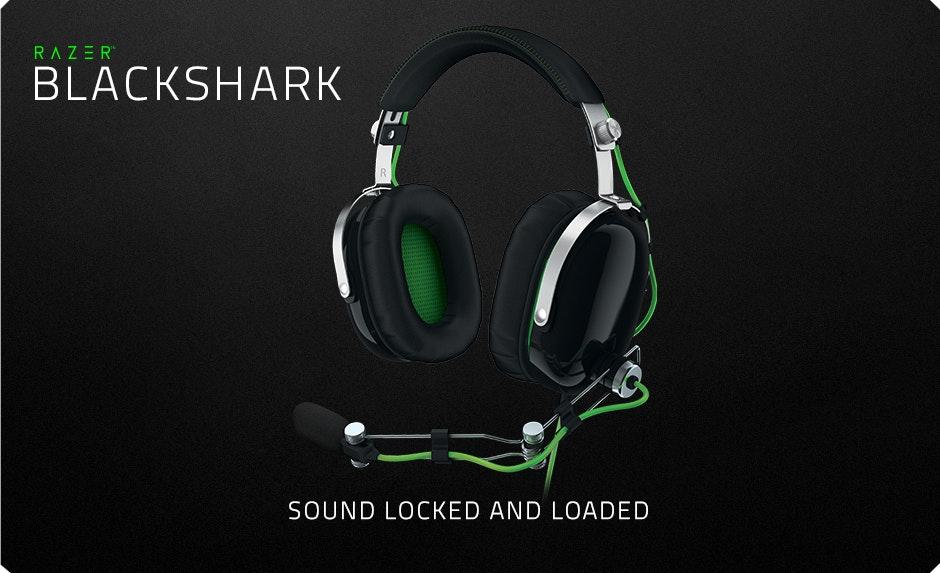 Razer BlackShark Gaming Headset - Expert 2.0 Gaming Headset - Razer United State