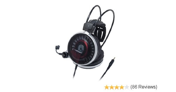 Amazon.com: Audio Technica ATHADG1 Open-Back Gaming Headset: Electronics