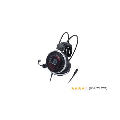 Amazon.com: Audio Technica ATHADG1 Open-Back Gaming Headset: Electronics