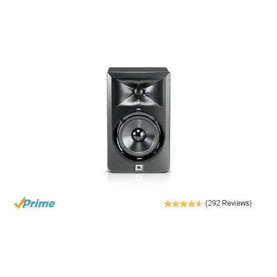 Amazon.com: JBL LSR305 Professional Studio Monitor (PACK OF 2): Musical Instrume