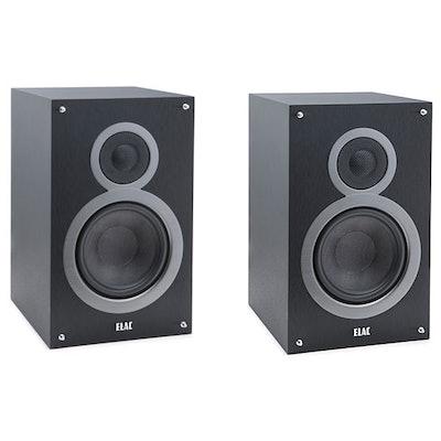"Amazon.com: ELAC B6 Debut Series 6.5"" Bookshelf Speakers by Andrew Jones (Pair):"