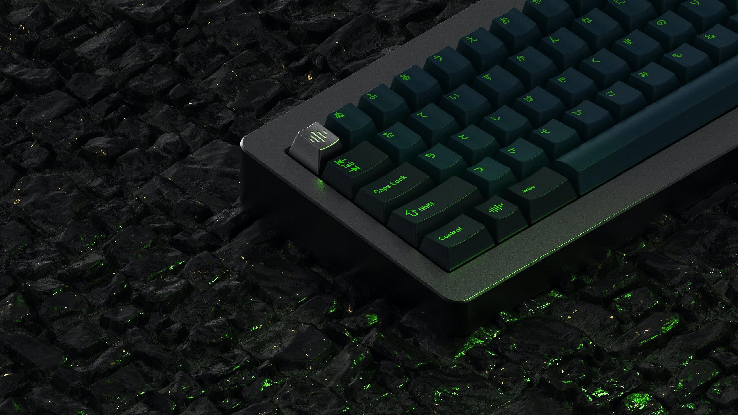Rama keycaps