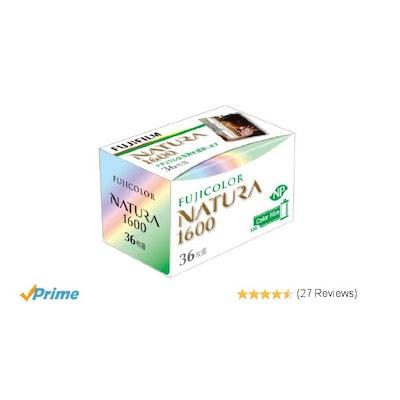 Amazon.com : Fuji Natura 1600 135-36 : Photographic Film : Camera & Photo