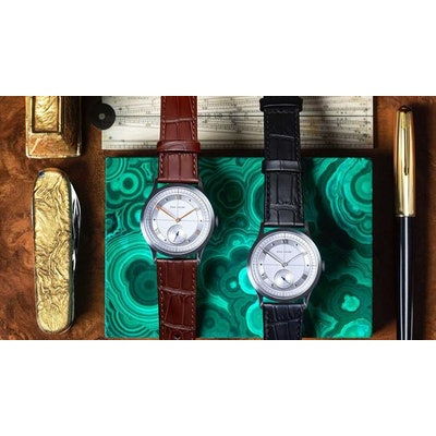 1947 Subdial Dress Watch