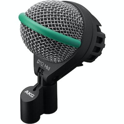 D112 MkII - Professional dynamic  bass drum microphone | AKG Acoustics