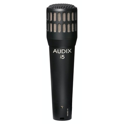 Audix i5 - Multi-purpose dynamic microphone with clear accurate sound