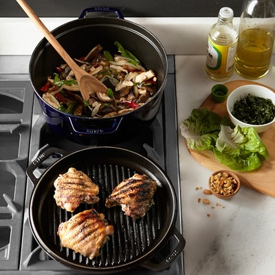 Staub Braise and Grill 7 qt.