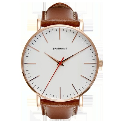 Brathwait Classic Slim Wrist Watch