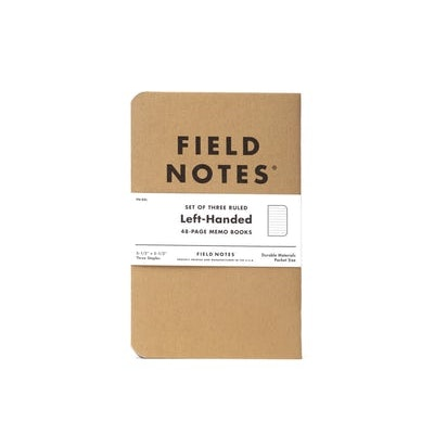 Left-Handed | Field Notes
