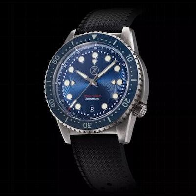 Zelos Mako 500m Diver | Zelos Watches