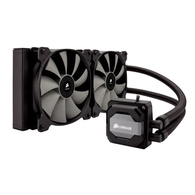 Corsair H110i GT 280mm Liquid CPU Cooler