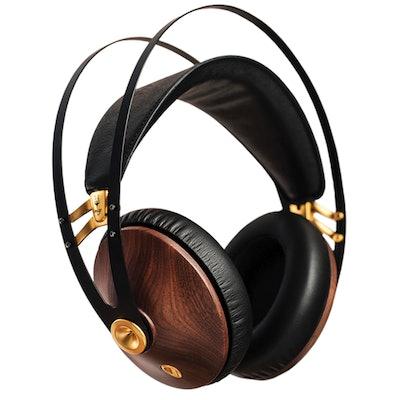 Meze 99 Classics Walnut Gold Wood Headphones   Meze Headphones