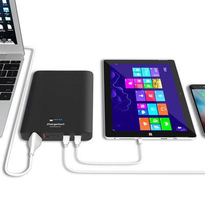 Portable Power Outlet, Battery Charger, Inverter   ChargeTech