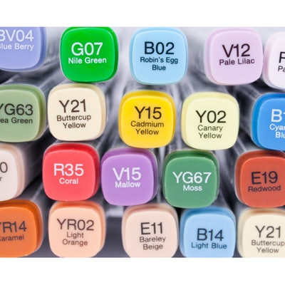 Copic Ciao (set of 12)