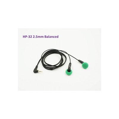 TY Hi-Z HP-32 32ohm 2.5mm Balanced Ver.
