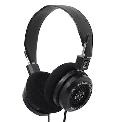 Grado SR80e Prestige Series Open Backed Headphone: Amazon.co.uk: Electronics