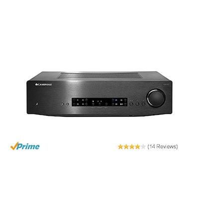 Amazon.com: Cambridge - CXA80 Integrated Amp (Black): Electronics