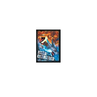 Amazon.com: Pokemon - Mega Charizard X and Y Trading Card Sleeves (Pack of 65):