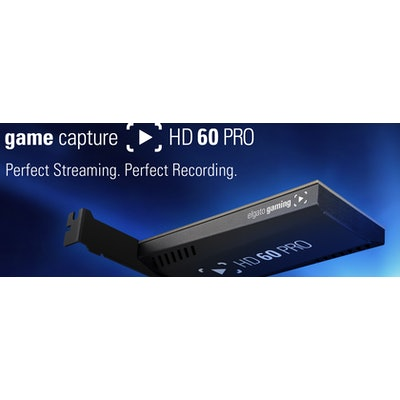 Game Capture HD60 Pro gaming recorder