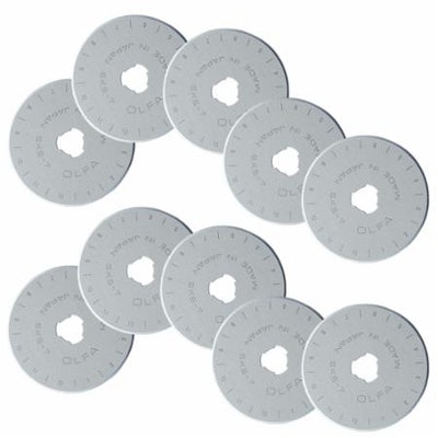 45mm Replacement Blade 10pk - 091511500462