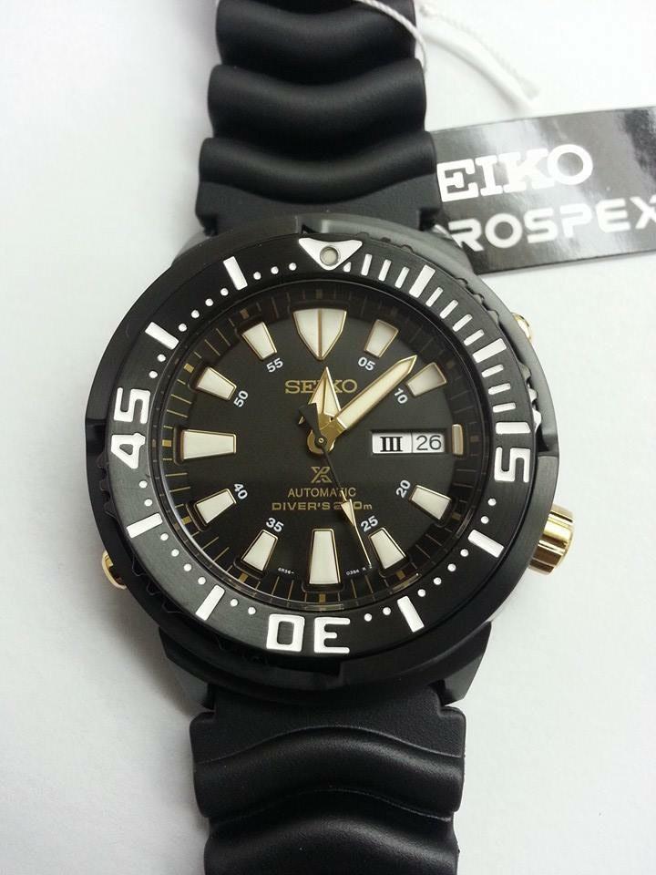 Seiko Prospex SRP637/SRP639/SRP641