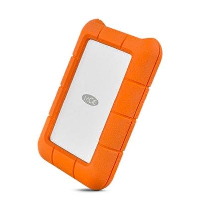 LACie Rugged portable HD (usb-c)