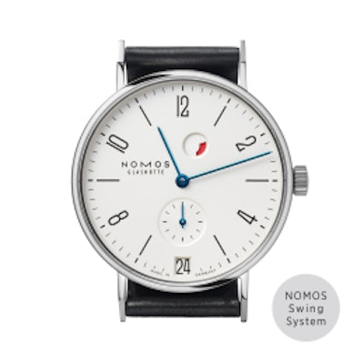Tangente Gangreserve sapphire crystal back   Beautiful watches purchased online.