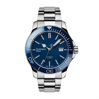 C60 Trident Pro 600 - Blue - Christopher Ward