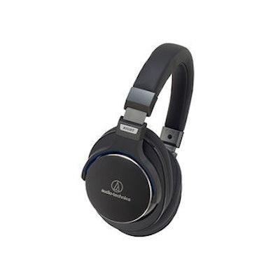 Audio-Technica ATH-MSR7 BK High Resolution Audio