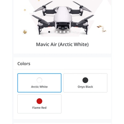 Dji magic air