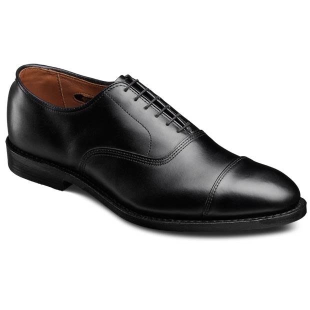 PARK AVENUE CAP-TOE OXFORDS