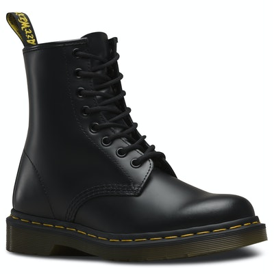Dr. Martens 1460 - Black, Smooth Leather
