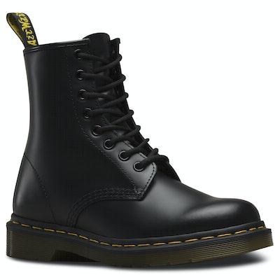Dr. Martens 1460 - Black, Smooth Leather