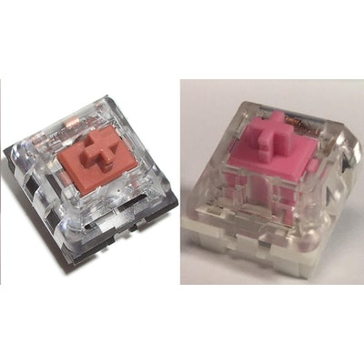 Kailh Speed Bronze (or Pink)