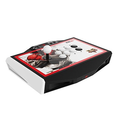 Amazon.com: Mad Catz Street Fighter V Arcade FightStick TE2+ for PlayStation4 an