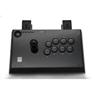 Amazon.com: Qanba Carbon PC/Android X-Input D-Input Arcade Joystick for PC & And