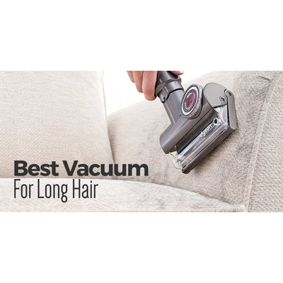 Which is best vacuum for long hair?