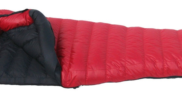 reputable site b904f 26a2e ultimate quality goose down lightweight 10-20F sleeping bag ...
