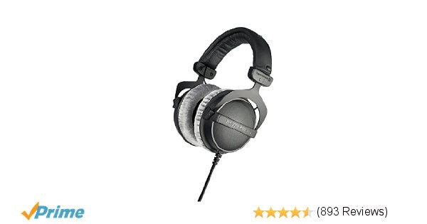 Beyerdynamic DT  770 PRO 80 Ohm Closed-Back Headphones