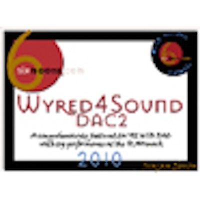 DAC-2 Series   Wyred 4 Sound