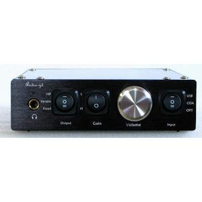 GDAudio NFB-11.32 DAC + AMP / preamp