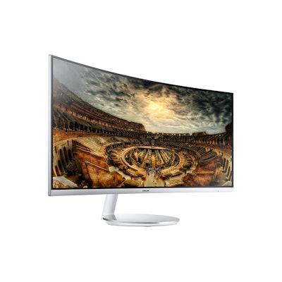 "34"" CF791 WQHD Monitor Monitors - LC34F791WQNXZA   Samsung US"