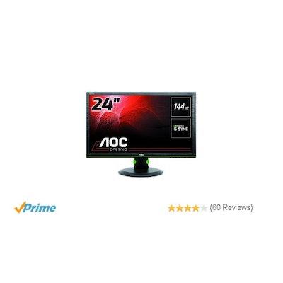 AOC G2460PG 61 cm Monitor schwarz: Amazon.de: Computer & Zubehör